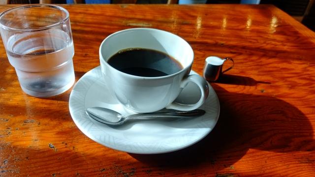 コーヒーの美肌効果。